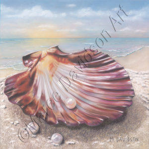 SEALIFE COLLECTION - GIFTS OF THE SEA Maree Davidson Art