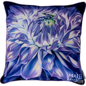 FLOWER THROW CUSHIONS MAREE DAVIDSON ART