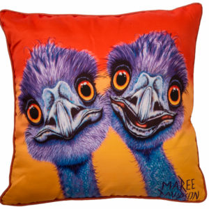 OUTBACK BUDDY'S CUSHION COVERS