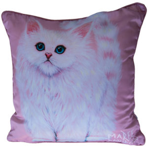KITTEN CUSHION COVERS Maree Davidson Art