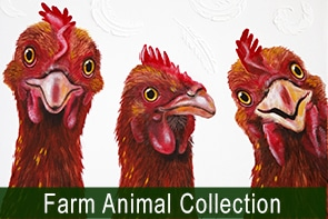 Farm Animal Collection Maree Davidson Art
