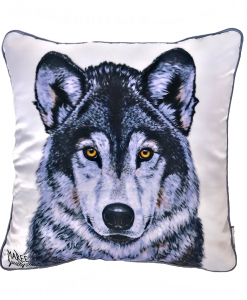 LEADER OF THE PACK - CUSHION COVER - MAREE DAVIDSON ART