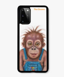 Buddy the baby orangutan - Samsung Phone Case - Maree Davidson 1