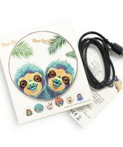 Baby Sloth - Phone Charger - Maree Davidson Art 2