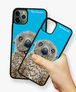 Barry the Sea Otter - Phone Case - Maree Davidson 2