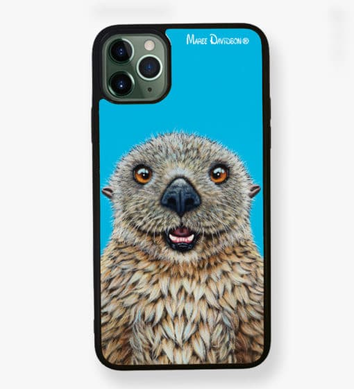Barry the Sea Otter - Phone Case - Maree Davidson