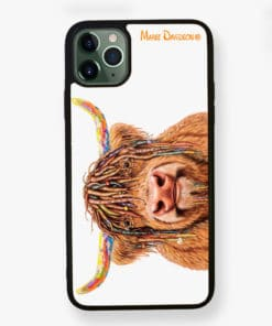 Bazza - iPhone Case - Maree Davidson