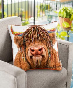 BAZZA - CUSHION COVER