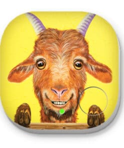 Buck the goat - PHONE AND KEY FINDER - MAREE DAVIDSON ART