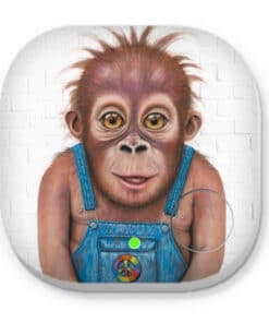 BUDDY THE BABY ORANGUTAN KEY FINDER
