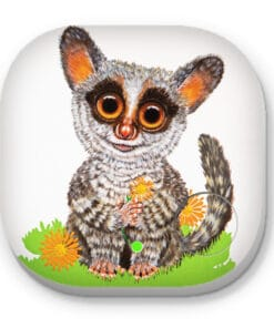 Bush baby - PHONE AND KEY FINDER
