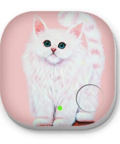 Cashmere Rose Kitten - PHONE AND KEY FINDER