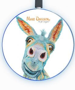 FRANKIE THE DONKEY - WIRELESS CHARGER - MAREE DAVIDSON