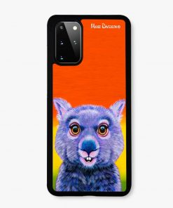 Digger the Wombat - Samsung Phone Case - Maree Davidson