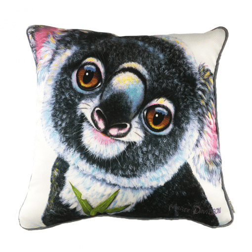 DROP BEAR - CUSHION COVER