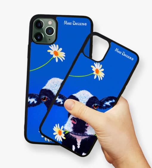 Daisy The Cow - Phone Case - Maree Davidson 2