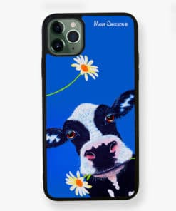 Daisy The Cow - Phone Case - Maree Davidson
