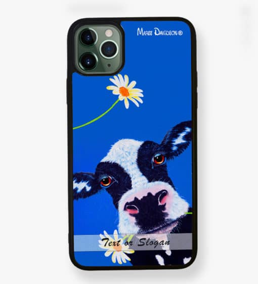 Daisy The Cow - iPhone Case - Maree Davidson