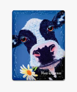 Daisy the Cow- Ceramic Magnets - Maree Davidson