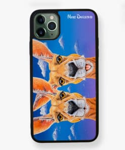 Dont worry be Hoppy - Phone Case - Maree Davidson