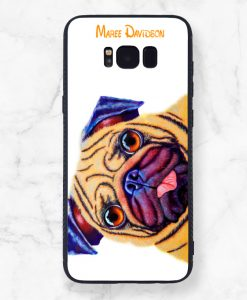Doug the Pug Samsung Phone Case - Maree Davidson