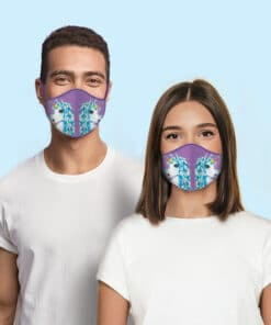 DREAM AND BELIEVE -FACE MASKS