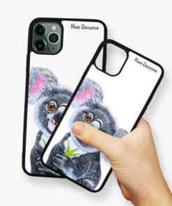 Drop Bear - Phone Case - Maree Davidson 2