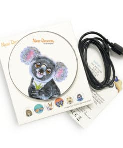 Drop Bear - Phone Charger - Maree Davidson Art 2