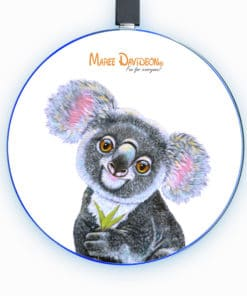 Drop Bear - Phone Charger - Maree Davidson Art