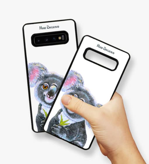 Drop Bear - Samsung Phone Case - Maree Davidson 2