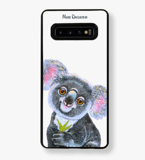 Drop Bear - Samsung Phone Case - Maree Davidson