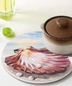 Gifts of the sea - Ceramic Trivets - Maree Davidson