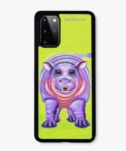 Happy Hippo - Samsung Phone Case - Maree Davidson