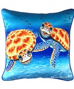 HAPPY TOGETHER - CUSHION COVER - MAREE DAVIDSON ART