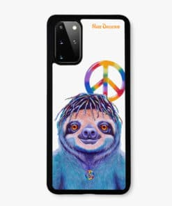 Hippie Sloth - Samsung Phone Case - Maree Davidson