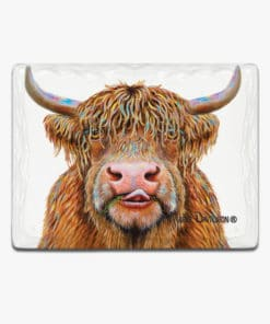 Hamish - Ceramic Magnets - Maree Davidson