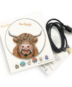Hamish - Phone Charger - Maree Davidson Art 2
