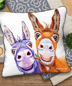 HAPPY FOREVER - European Cushion Covers