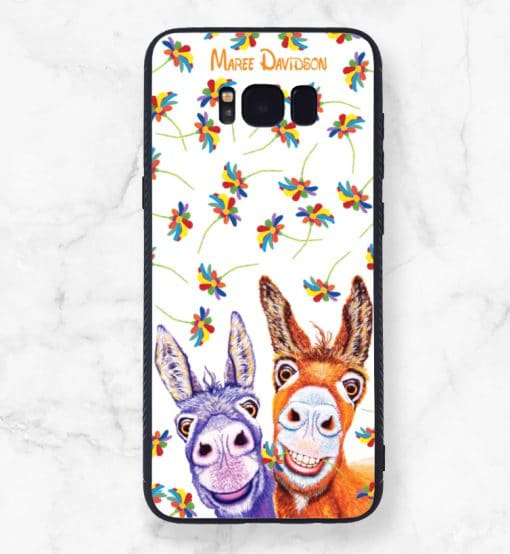 Happy Forever Samsung Phone Case - Maree Davidson
