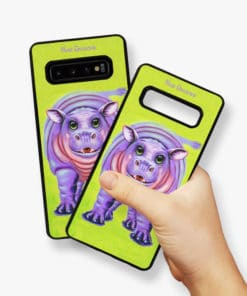 Happy Hippo - Samsung Phone Case - Maree Davidson 2