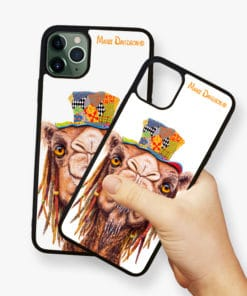 Hippie Camel - Phone Case - Maree Davidson 2