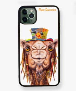 Hippie Camel - Phone Case - Maree Davidson