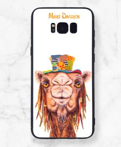 Hippie Camel Samsung Phone Case - Maree Davidson