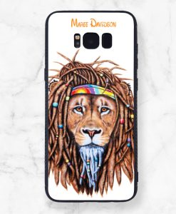Hippie Lion Samsung Phone Case - Maree Davidson