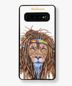Hippie Lion - Samsung Phone Case - Maree Davidson