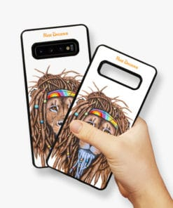 Hippie Lion - Samsung Phone Case - Maree Davidson 2