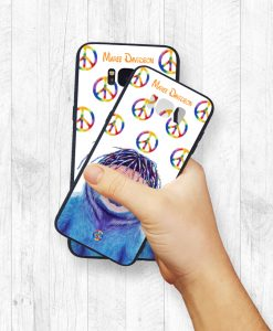 Hippie Sloth Samsung Phone Case - Maree Davidson