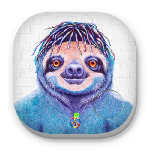 HIPPIE SLOTH - PHONE AND KEY FINDER