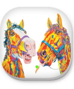Horsin' around - PHONE AND KEY FINDER