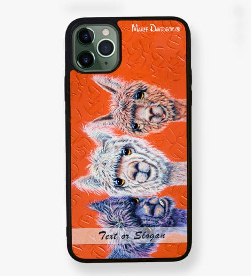 Just Hang Out - iPhone Case - Maree Davidson
